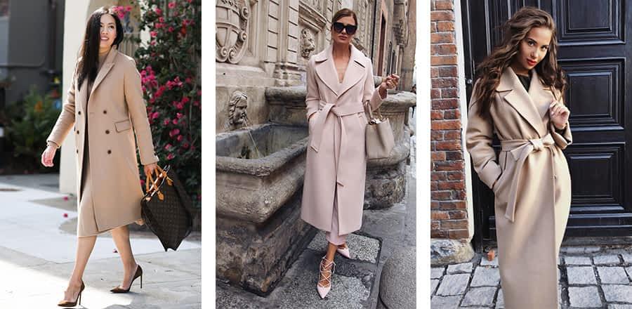 С чем носить пальто? Модные тенденции 2020