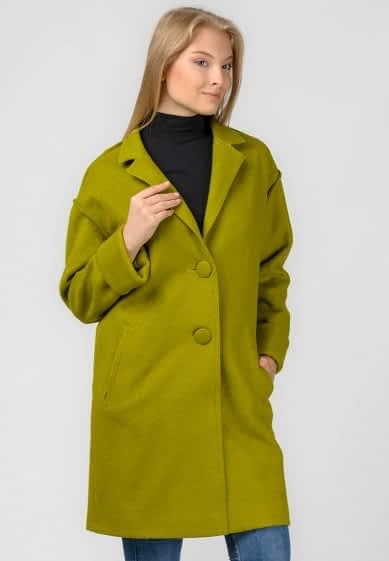 Легке пальто зі спущеним рукавом